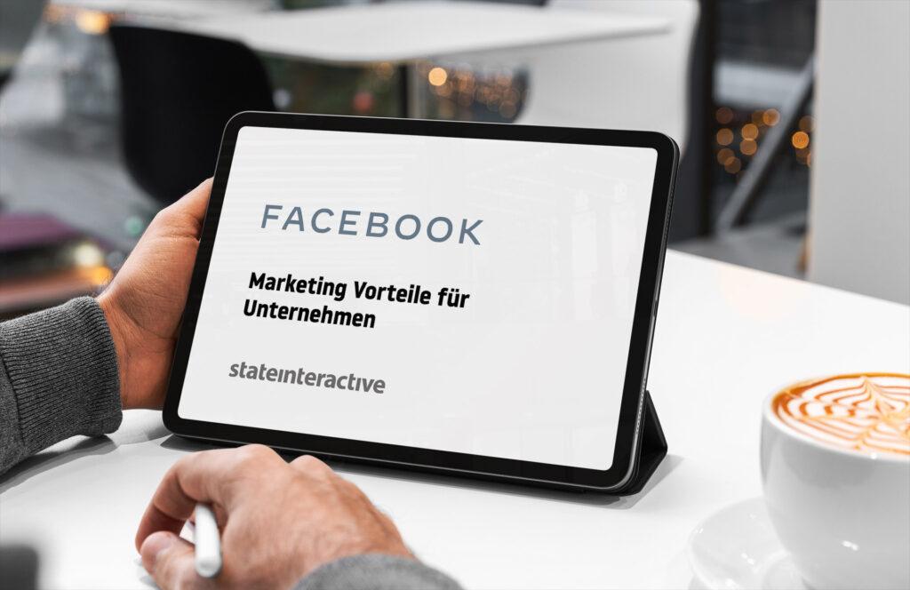 Facebook Marketing Vorteil