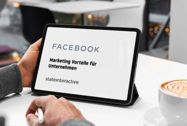 Facebook Marketing Vorteil