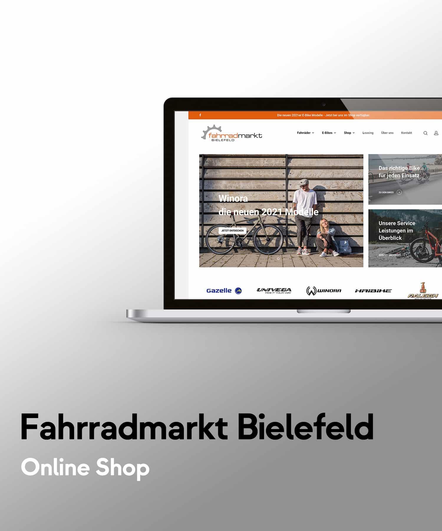 Fahrradmarkt Bielefeld