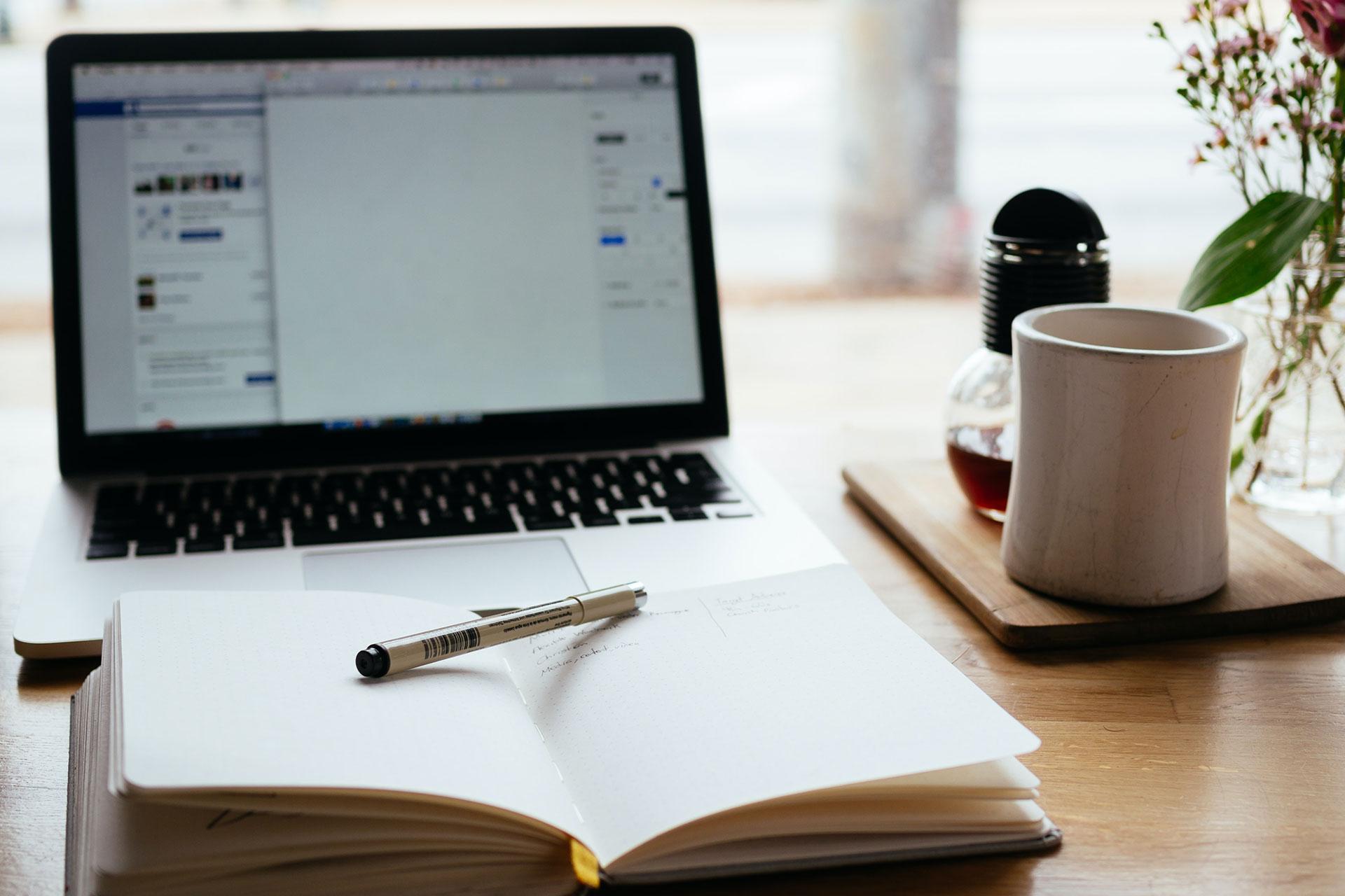 Redaktionelle Online Betreuung
